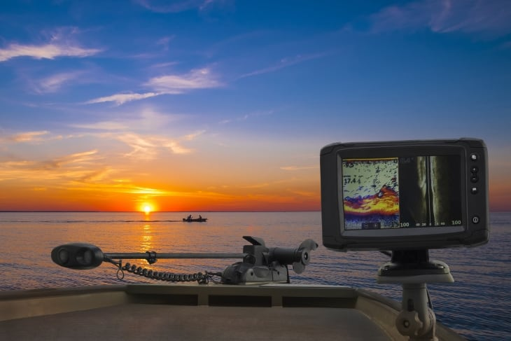 Best Inflatable Pontoon Boat Fish Finder