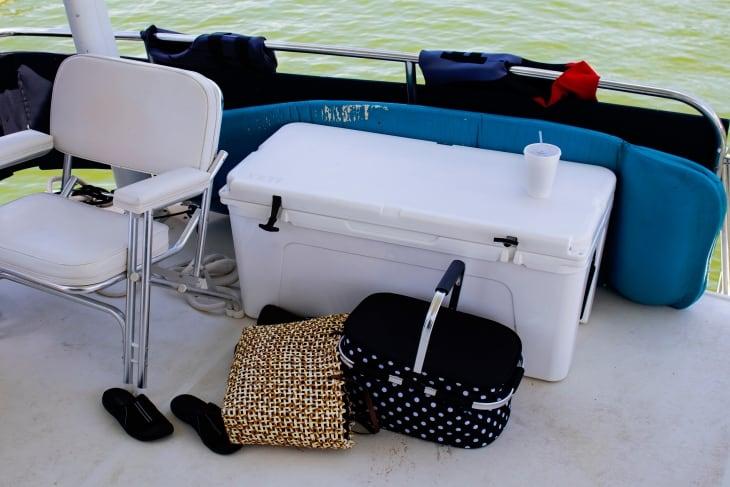Best Cooler For Pontoon Boat